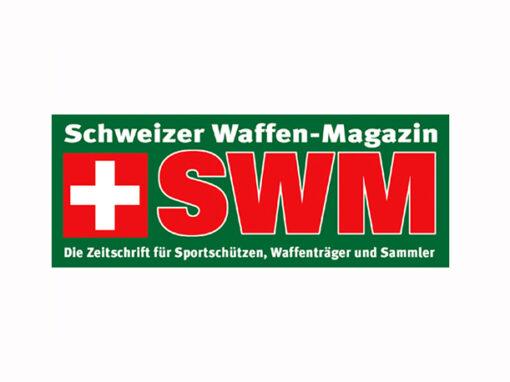 <strong>Schweizer Waffenmagazin</strong><br>Freies Mitglied der Redaktion